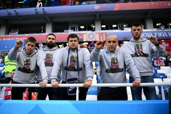serbia want granit xhaka and xherdan shaqiri of swiss team