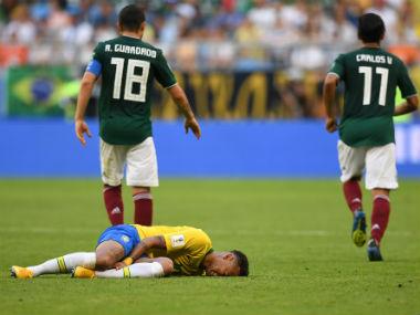 Neymar-acting