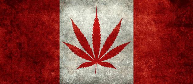 Canada new flag